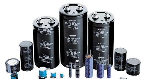 图 3-2 铝电解电容