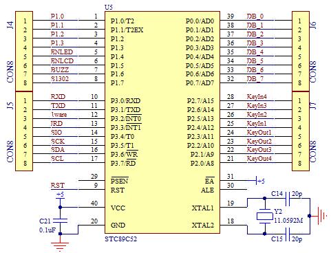 j5汽车电路图