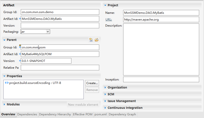 Maven搭建SSM(SpringMVC+Spring+MyBatis)框架入门教程(超级详细)